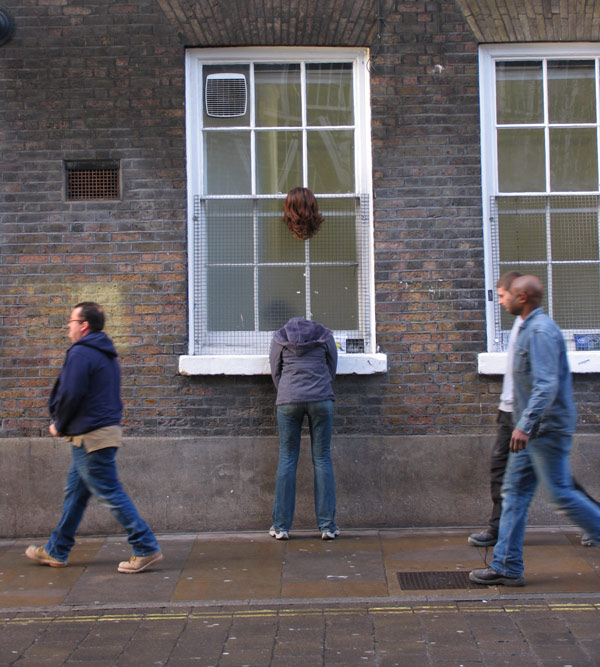 Street Installations in London