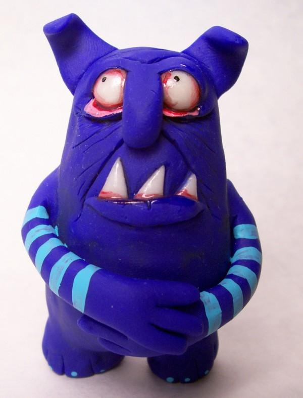 20 bizarros y graciosos monstruos de juguetes