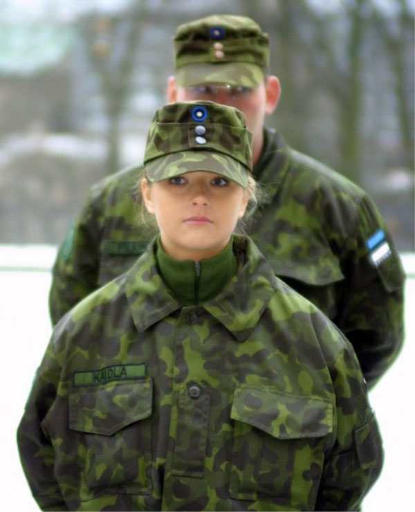 Estonian Army