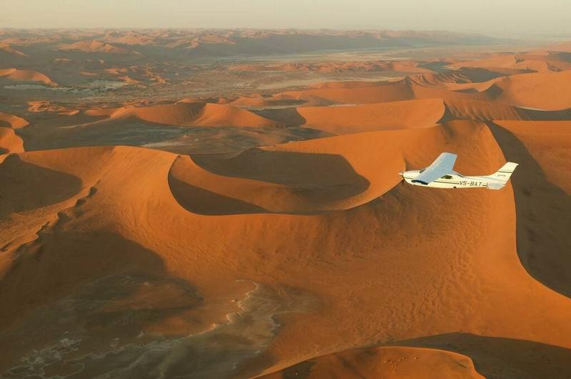 Landforms and Regions: Deserts