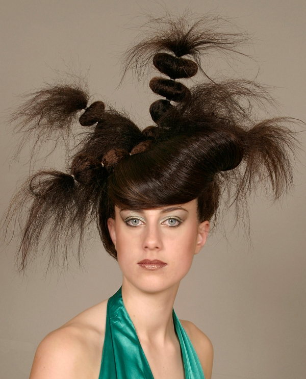 12 craziest hairstyles ever