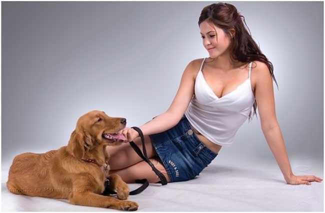 Dog girl pics 59