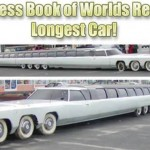 World's Longest Car Ever