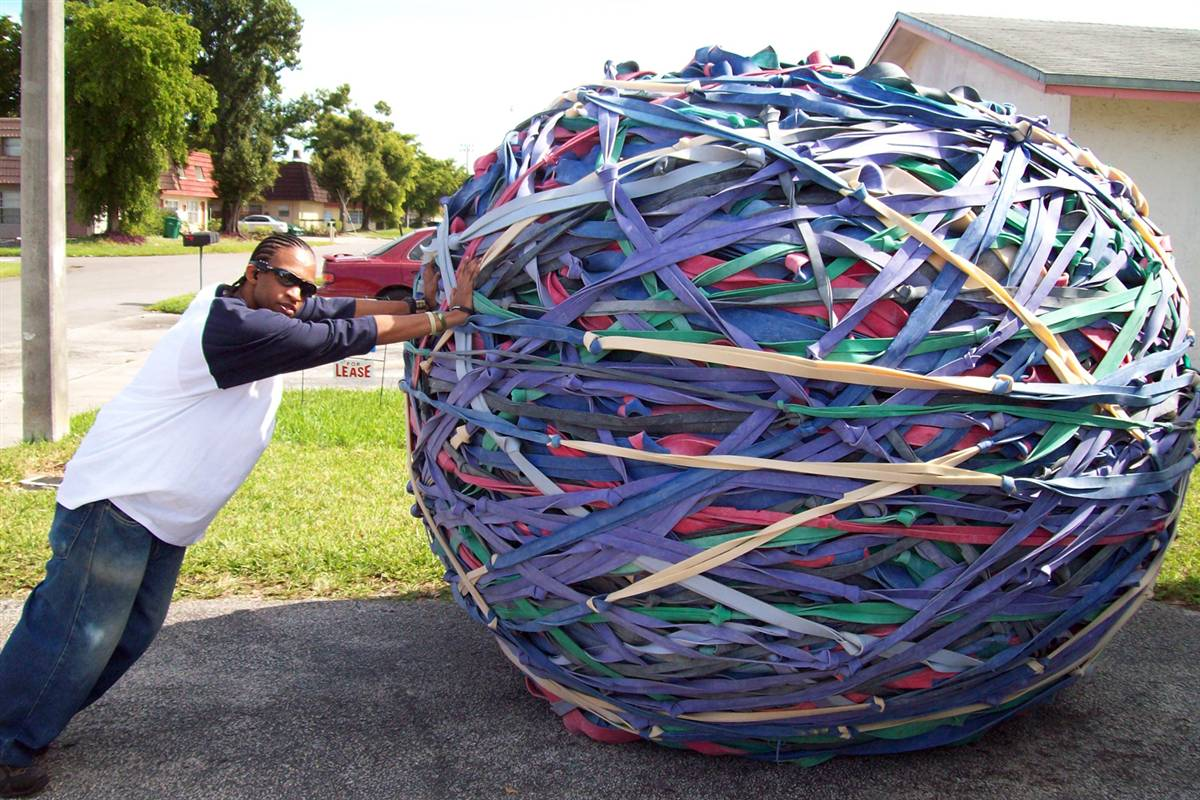 50 Extreme Guinness World Records