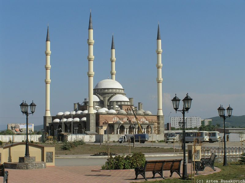 World's Top 20 Largest Mosques | Weird Pictures, Wonderful Things
