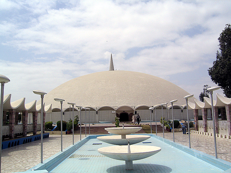 other end this mosque was designed by pakistani architect dr babar ...
