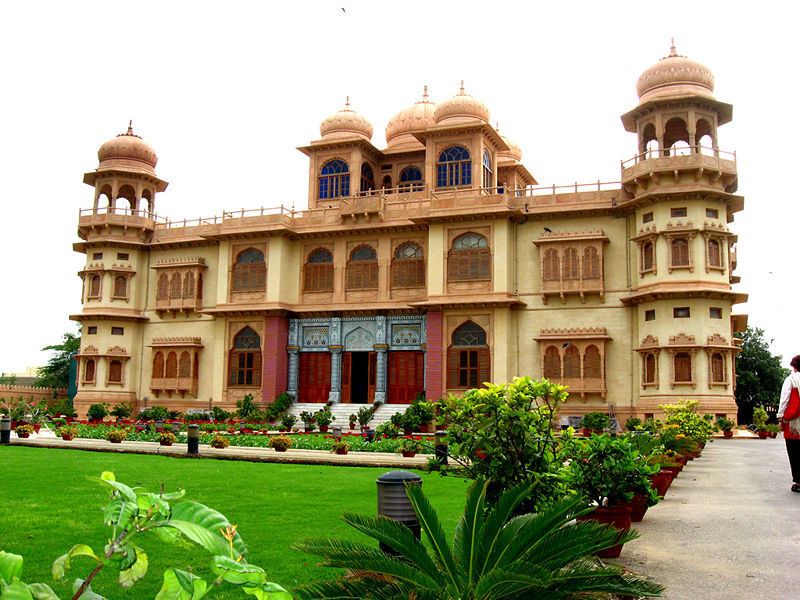 Mohatta Palace is located in Karachi, Sindh, Pakistan