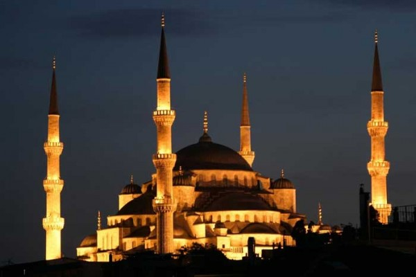 Largest Mosques Sultan-Ahmed-Mosque