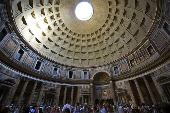 Kinder Garden: Top 20 Tourist Attractions In Rome