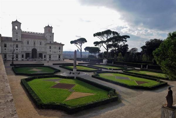 Top 20 tourist attractions in rome - Villa medicis rome chambres ...