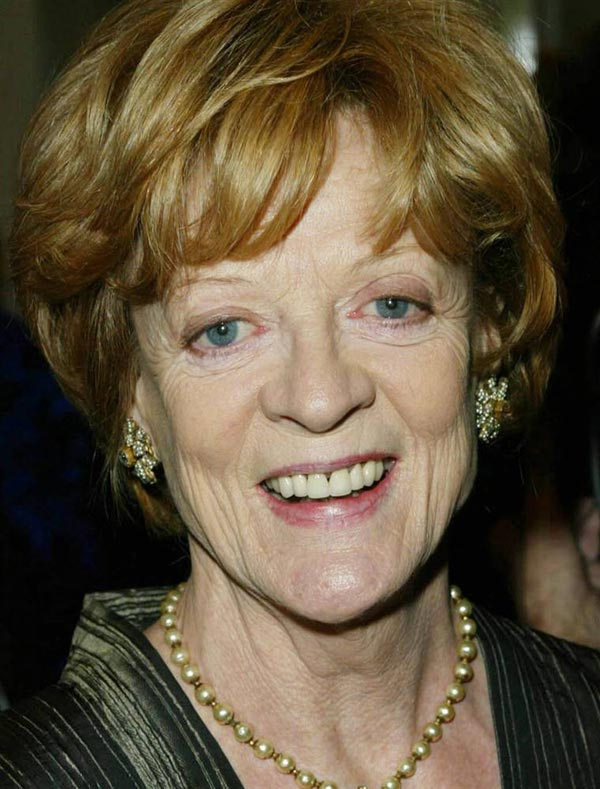 Maggie Smith - Photo Set