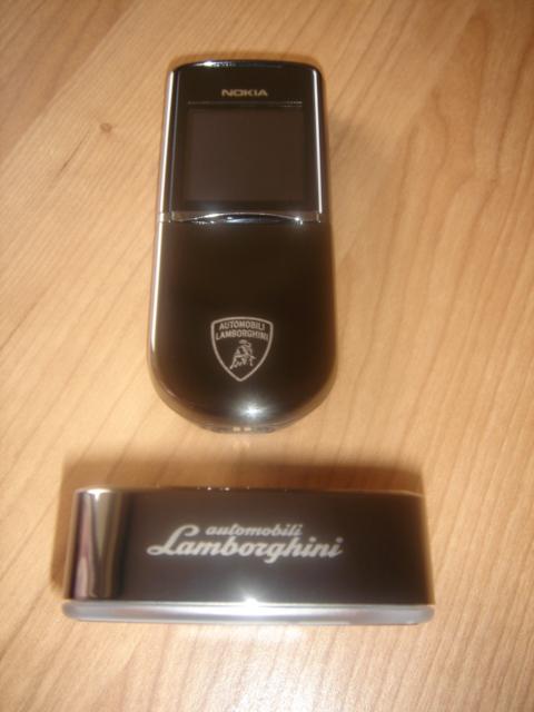 Lamborghini 8800 Sirocco