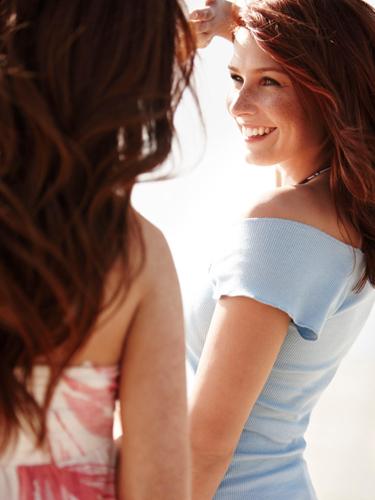 Things Women Do Better Than Men We're better at seeking comfort