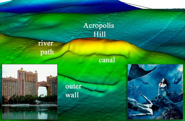 Greatest Mysteries The Lost City of Atlantis
