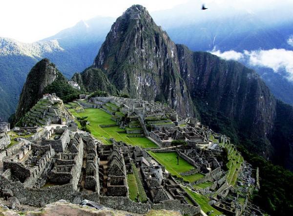 PERU-MACHU PICCHU-UNESCO