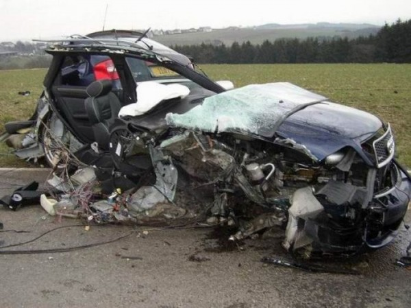 Worst Car Accidents - auto accident