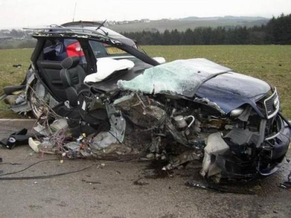 Worst Car Accidents - auto accident