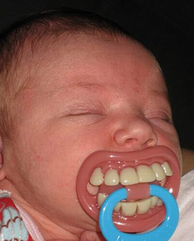 bizarre soother 01 - Most Bizarre Soother Designs Ever