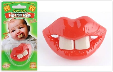 bizarre soother 04 - Most Bizarre Soother Designs Ever