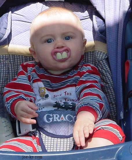 bizarre soother 12 - Most Bizarre Soother Designs Ever