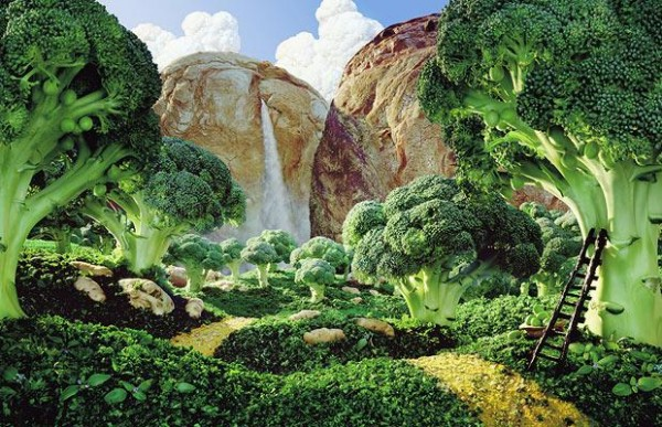 Carl Warner Foodscapes 8 600x387 - Stunning Foodscapes Art....