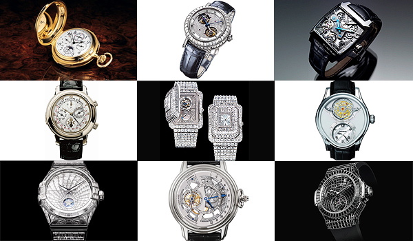 bb24f26c2 Top 20 Most Expensive Watches Of The World
