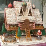 10 Most Amazing Cooki Construct Gingerbread Houses