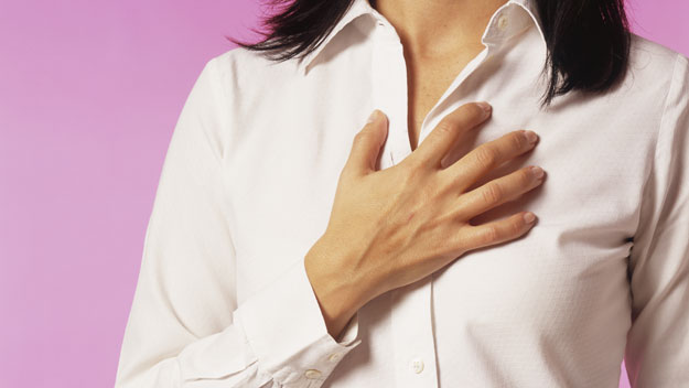 heart attack symptoms. Top 10 Heart Attack Symptoms