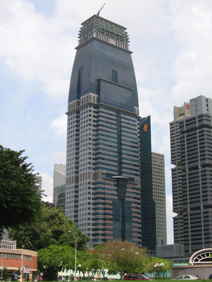 The top 10 tallest buildings in singapore - Singapore tallest building swimming pool ...