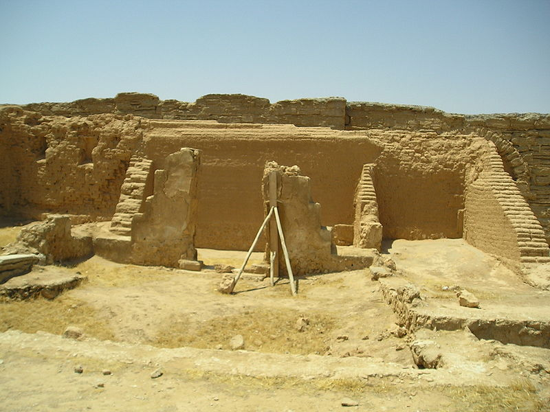 Dura-Europos house church