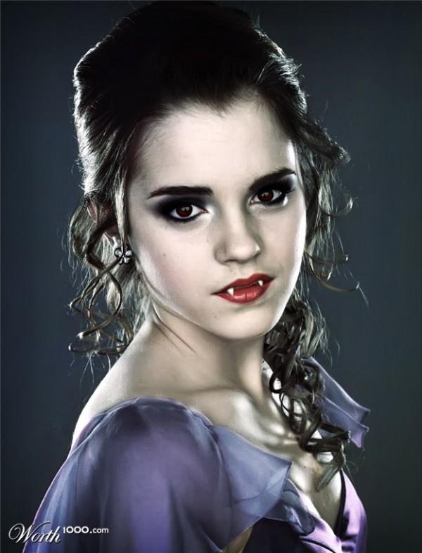 Emma Watson - Vampire