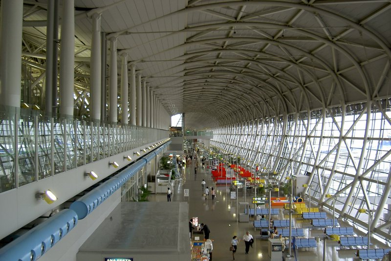Top Ten Most Beautiful Airports Of The World