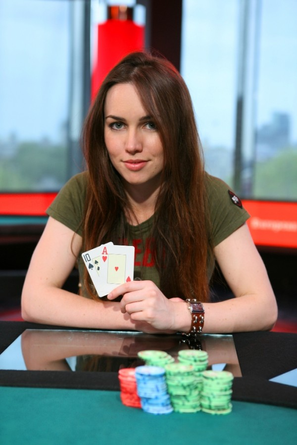 Most Beautiful Female Liv Boeree