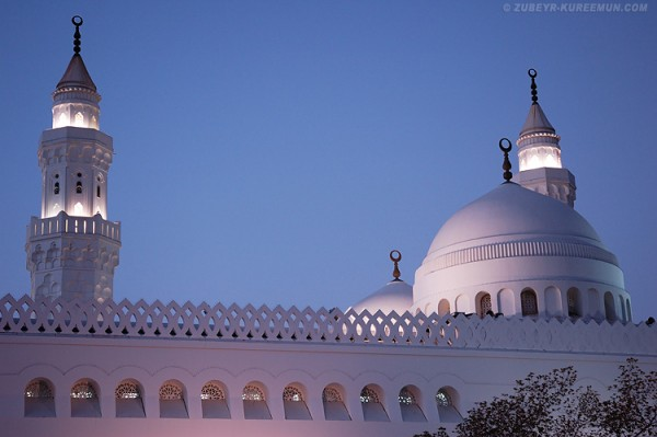 Oldest Mosques Masjid al-Qiblatain