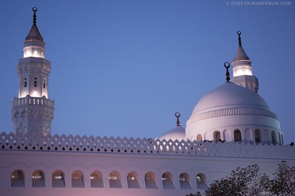 Oldest Mosques Masjid al-Qiblatain