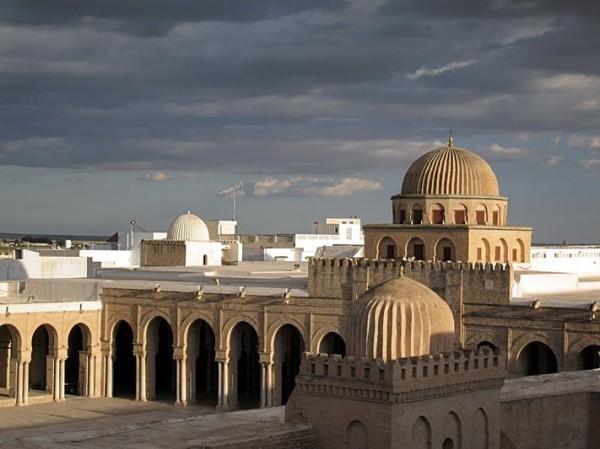 Mosque of Uqba