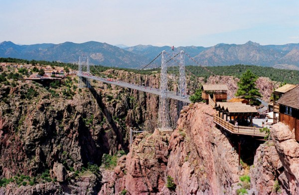 Royal Gorge Bridge, Colorado
