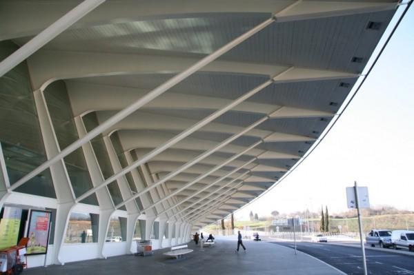 Sondika Airport, Bilbao, Spain