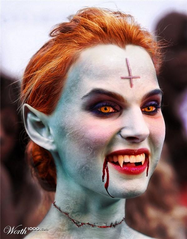 Vampire Natalie Portman