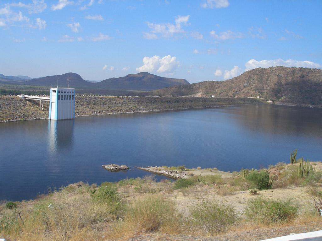 Alvaro Obregon Dam - Top 10 Tallest Dams in the World