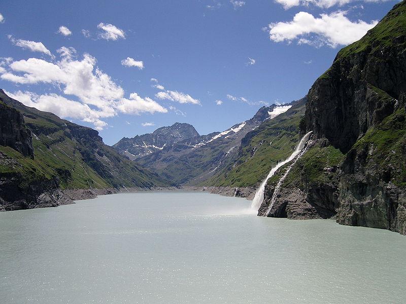 Mauvoisin Dam - Top 10 Tallest Dams in the World