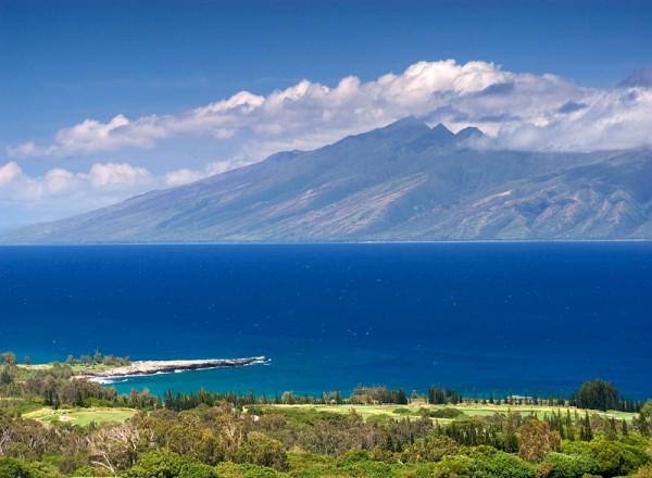 most romantic islands Across to Molokai