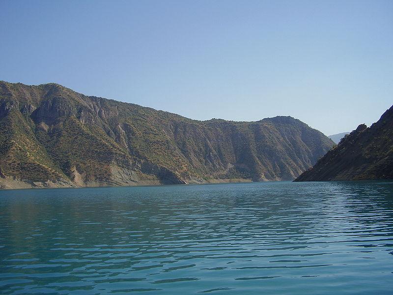 Nurek Dam - Top 10 Tallest Dams in the World