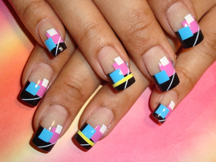 Outrageous nail designs nails gallery outrageous nail designs pictures prinsesfo Choice Image