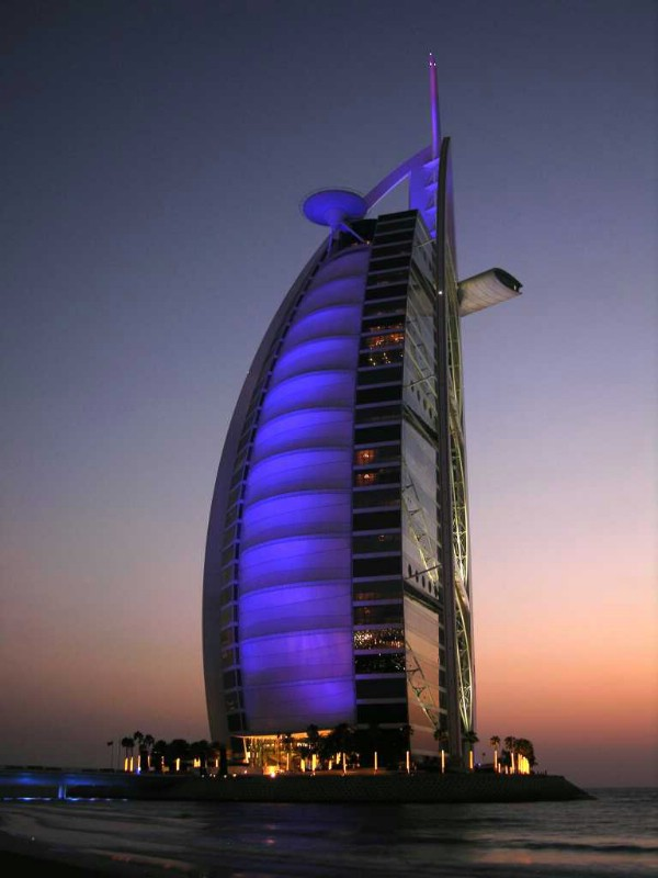 15 most beautiful buildings of the world pakistan affairs for Al burj dubai