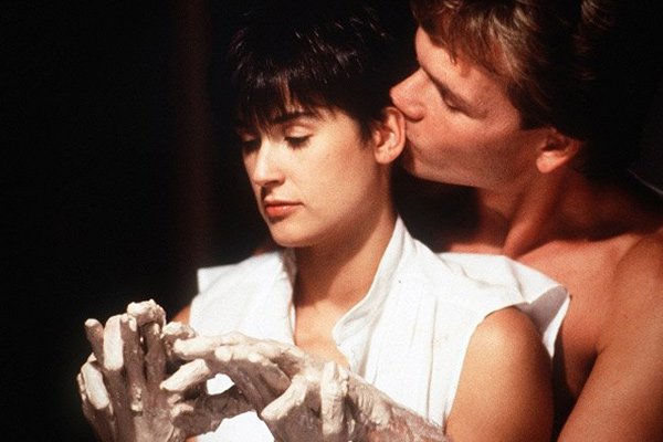 Most Profitable Movies of All Time Ghost (1990)