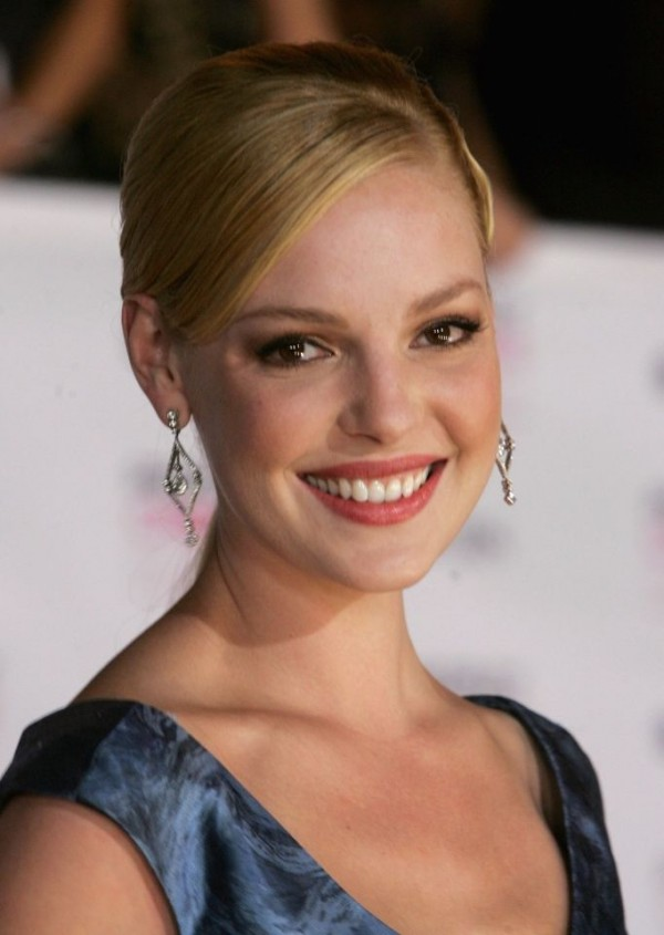 Beautiful Women Of Television Katherine Heigl Photos