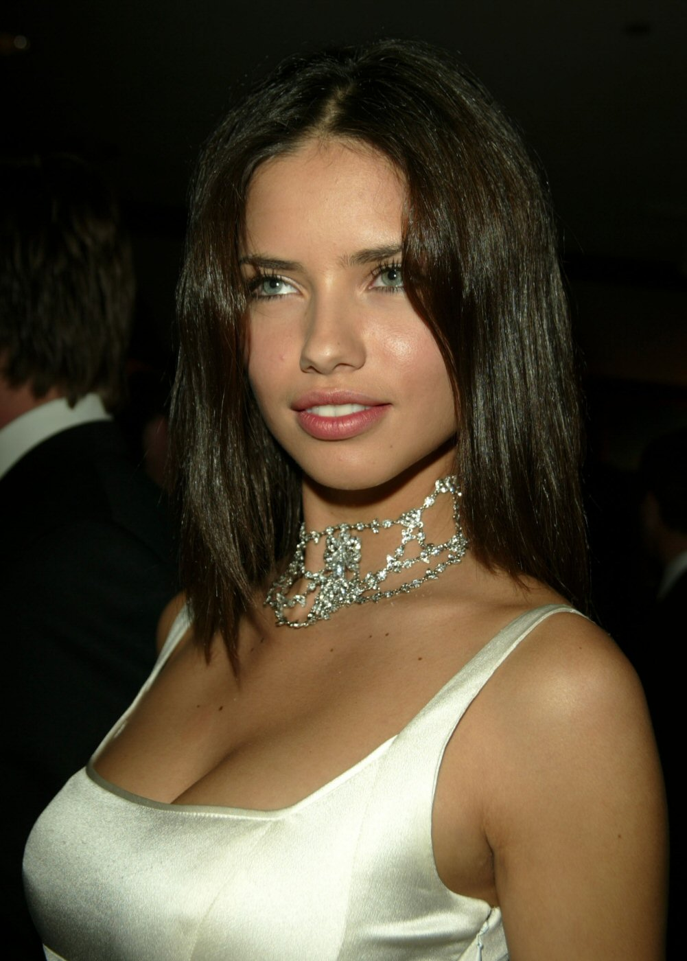 Sideboobs Young Adriana Lima See naked photo 2017