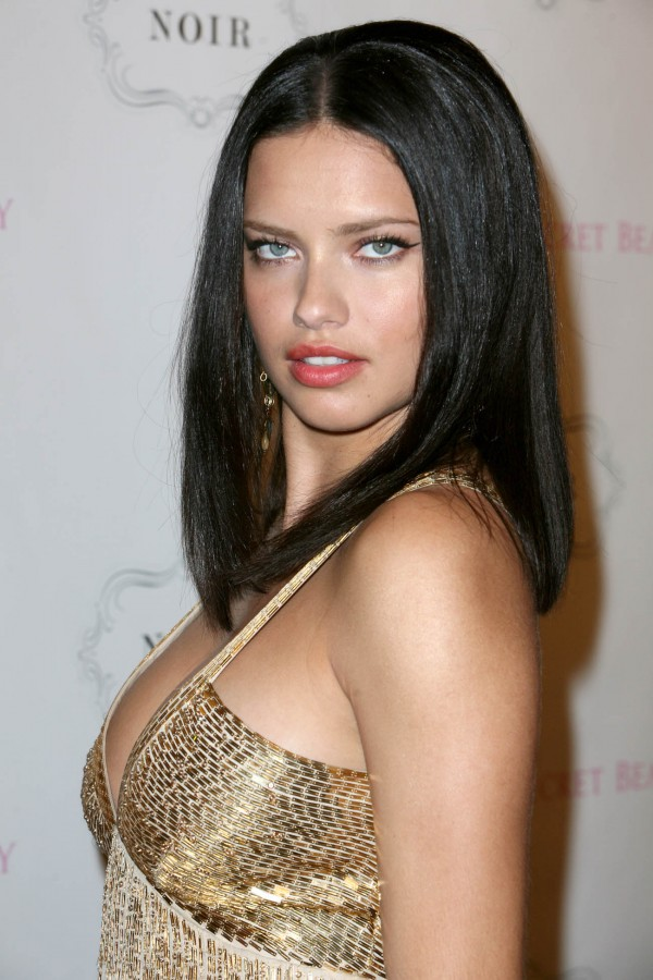 adriana lima no makeup