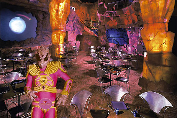15 weirdest restaurants in the united states oneclickwonders for Unique hotels nyc
